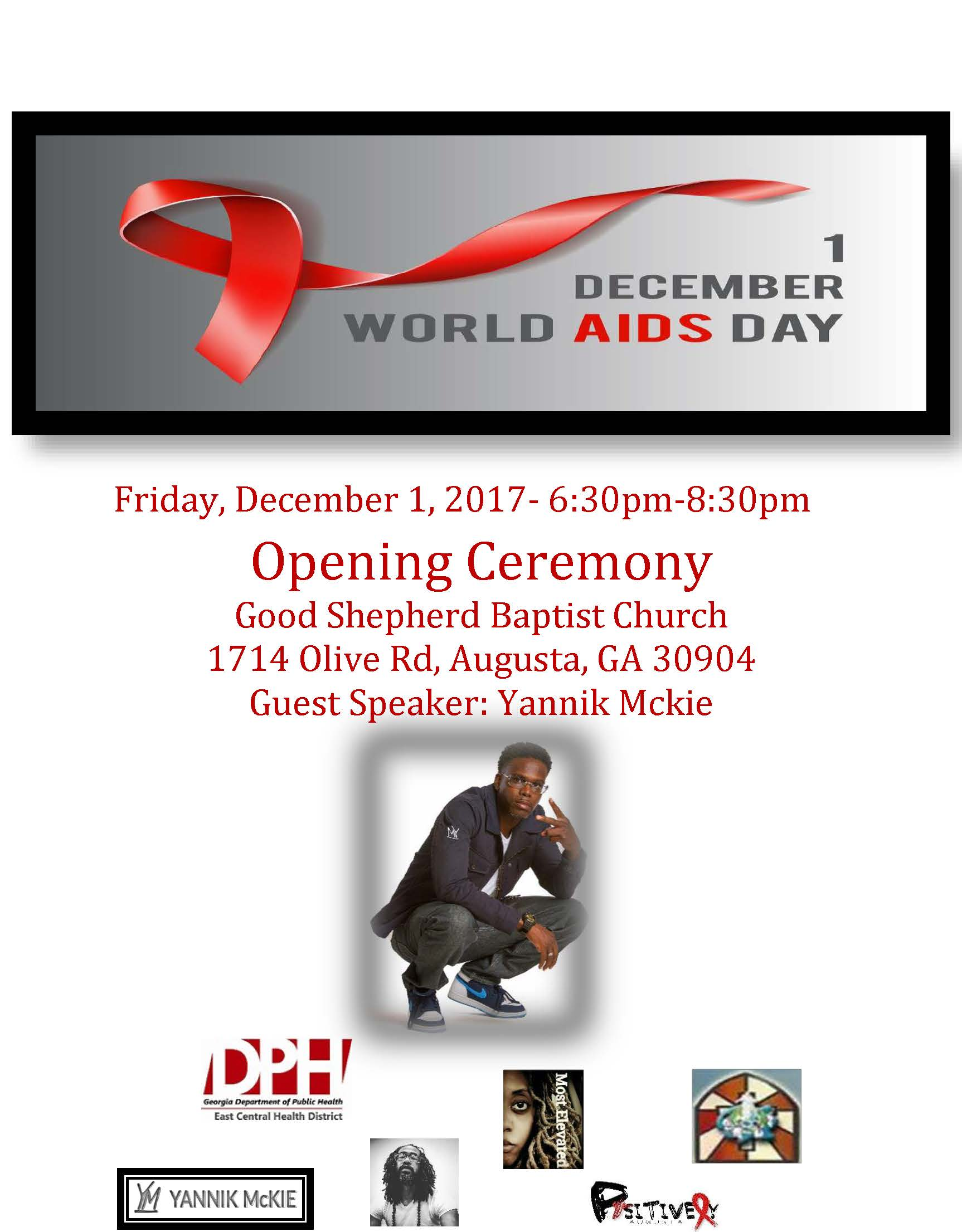 World aids day opening ceremony dec 1st 2017 east central health world aids day opening ceremony dec 1st 2017 1betcityfo Choice Image
