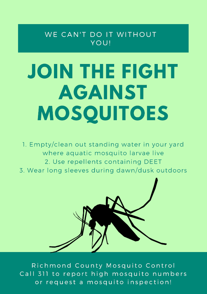 Richmond County Mosquito Control East